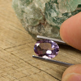 9x7mm Amethyst Oval Cut