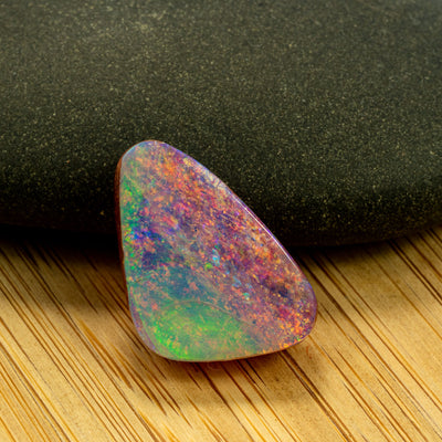 17.01ct Illusion Opal Freeform Triangle