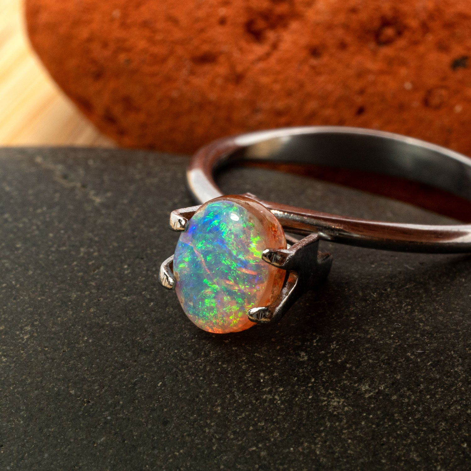 1.27ct Illusion Opal Oval