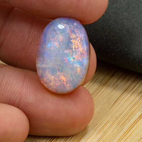 18.84ct Illusion Opal Oval
