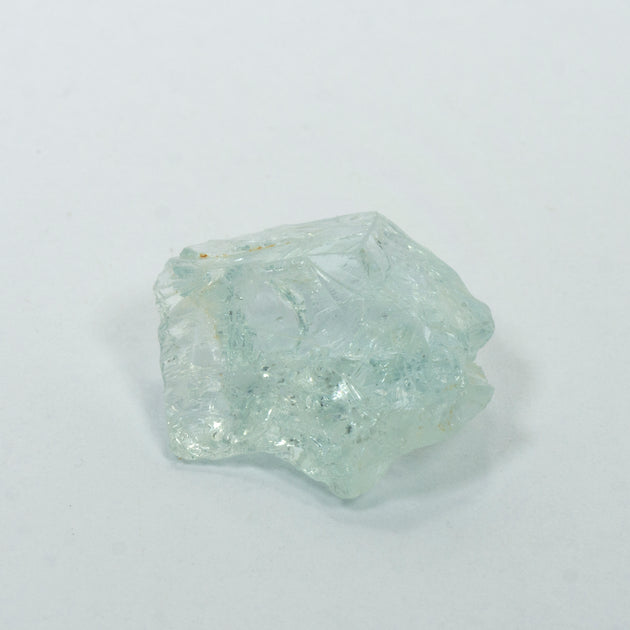 13.3ct Pale Aquamarine Rough