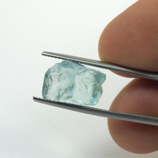 7.46ct Aquamarine Facet Rough