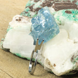 42.66ct Top Colour Aquamarine Rough
