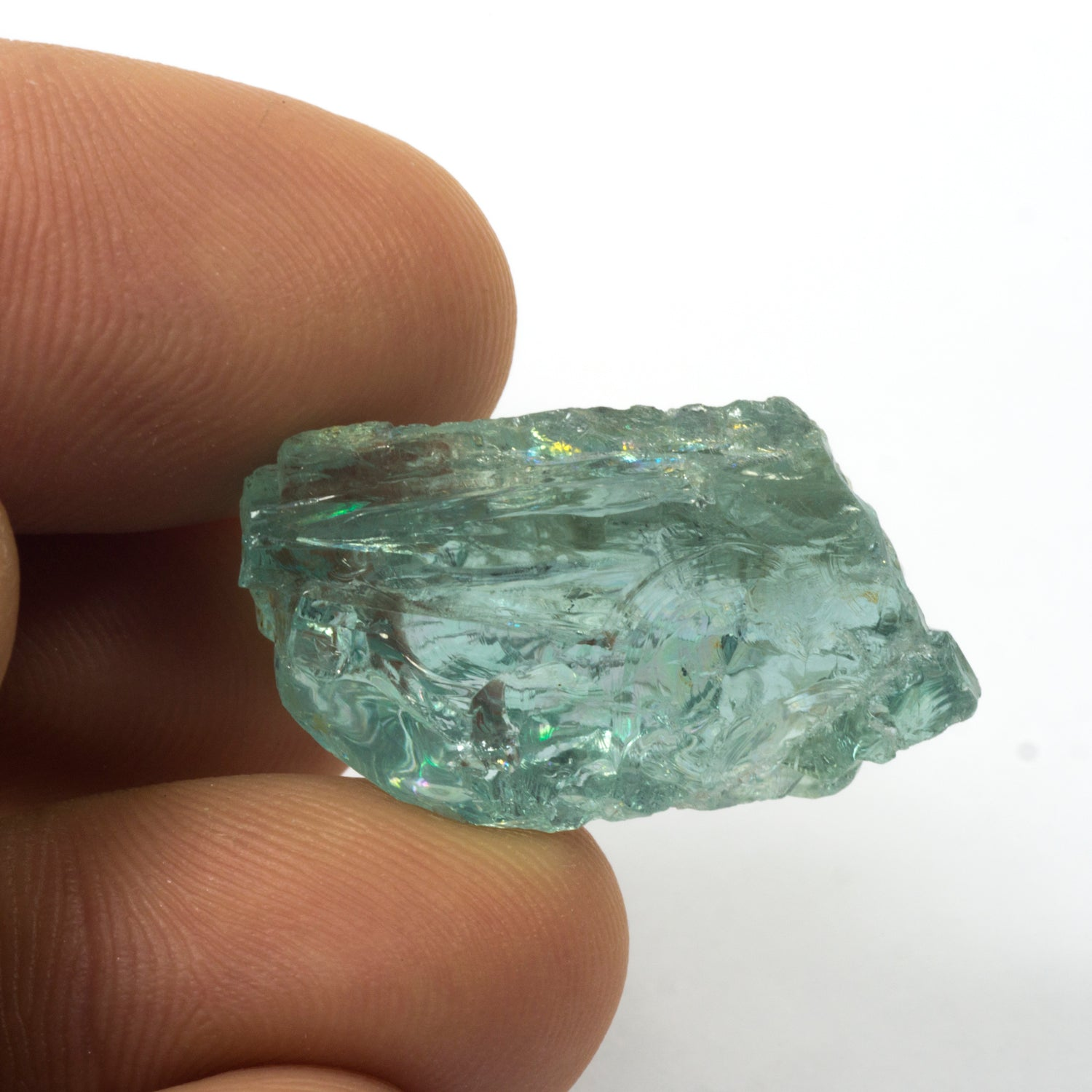 33.14ct Aquamarine Rough
