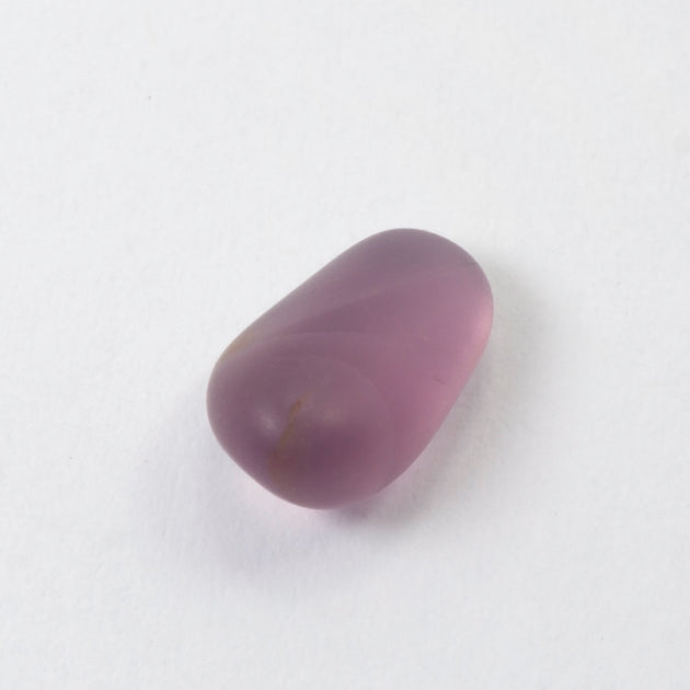 2.82ct Natural Burmese Purple Spinel Water Worn Pebble