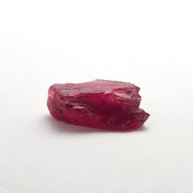4.30ct Unheated Rough Ruby, mozambique ruby, responsible sourced gemstones, ruby shard for jewellery design