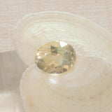 1.95ct Golden Labradorite Oval Cut