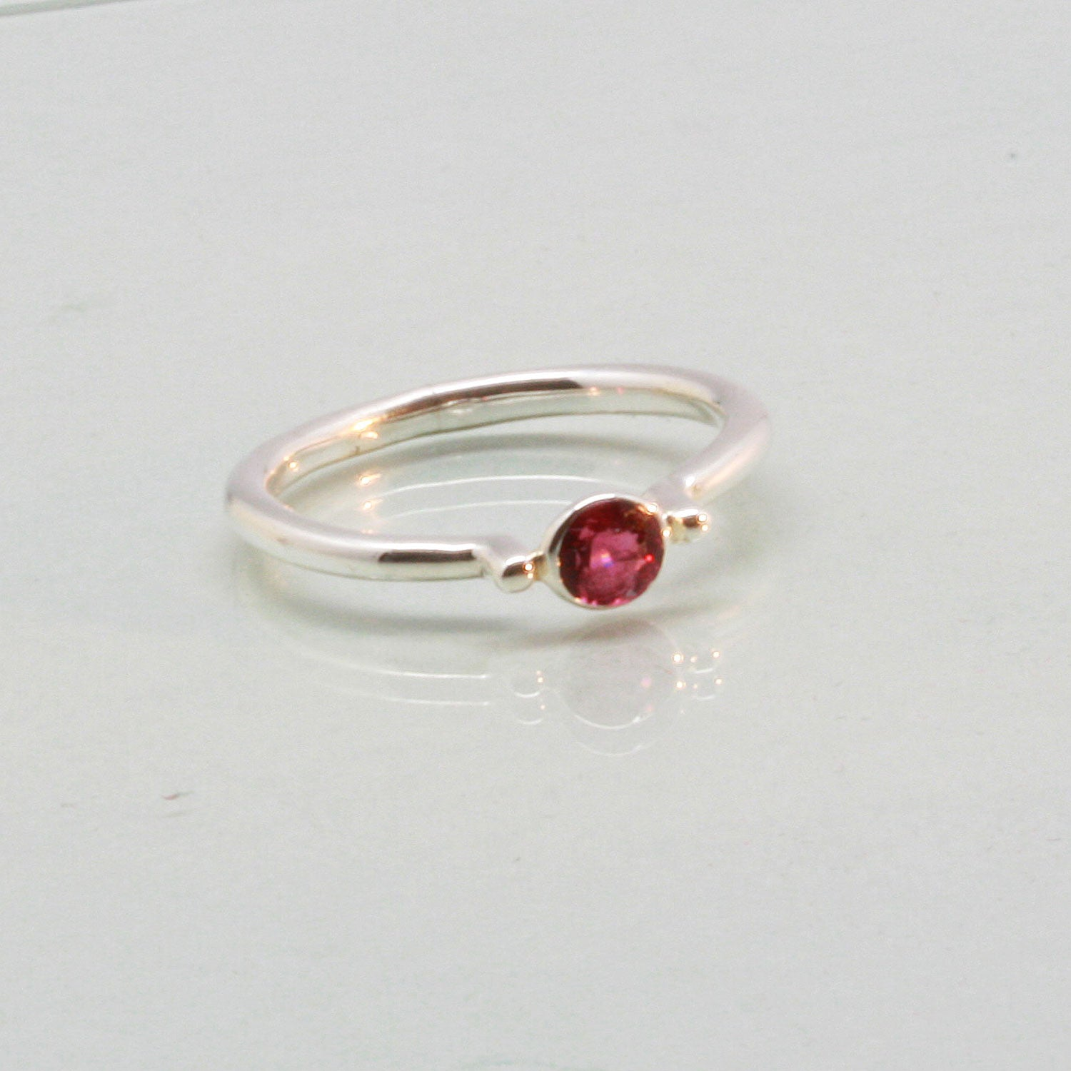 Test product Rubellite Tourmaline Ring not for sale Panjshir Afghanistan