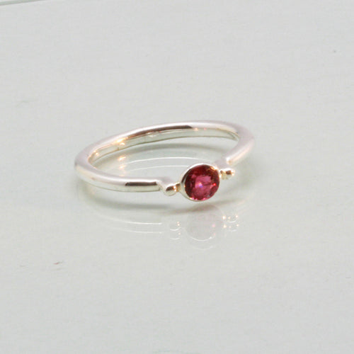 Test product Rubellite Tourmaline Ring not for sale