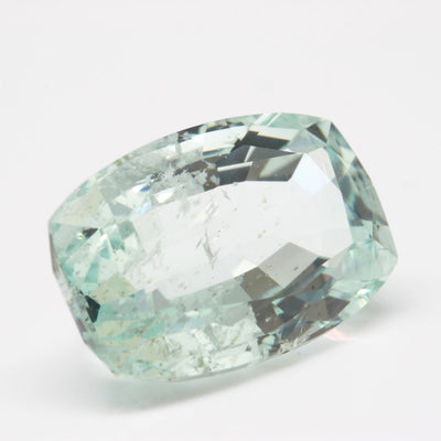 Aquamarine Cushion Cut 9.21ct