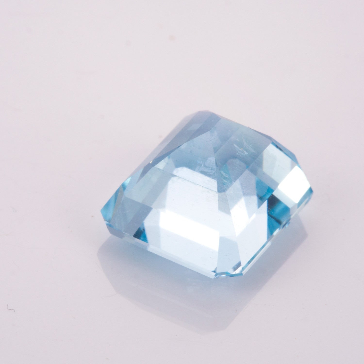 4.61ct Emerald Cut Aquamarine
