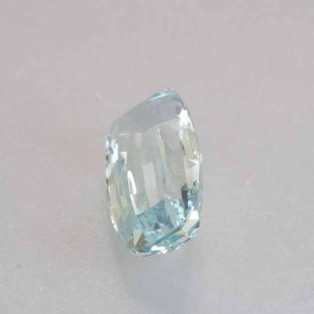 4.84ct Rectangular Cushion Cut Aquamarine