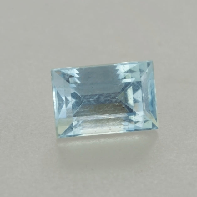 2.36ct Baguette Aquamarine