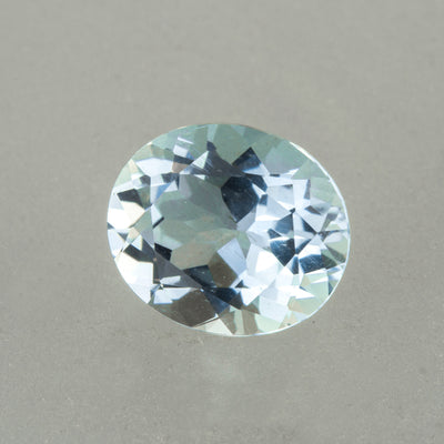 1.76ct Oval Aquamarine