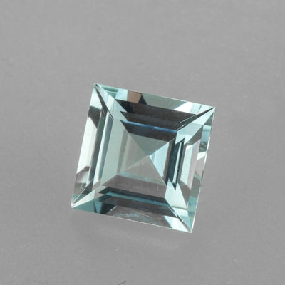 3.70ct Square Aquamarine