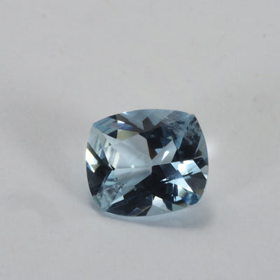 2.56ct Mixed Cushion Cut Aquamarine