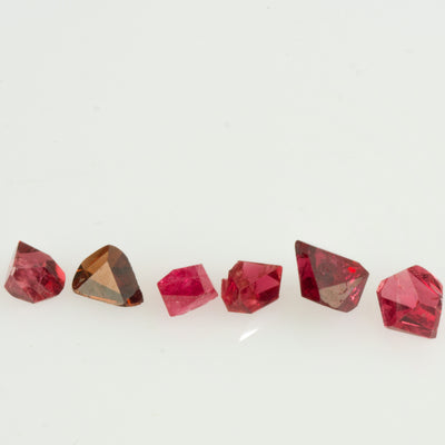 3.63ct Geo Cut Spinel Parcel