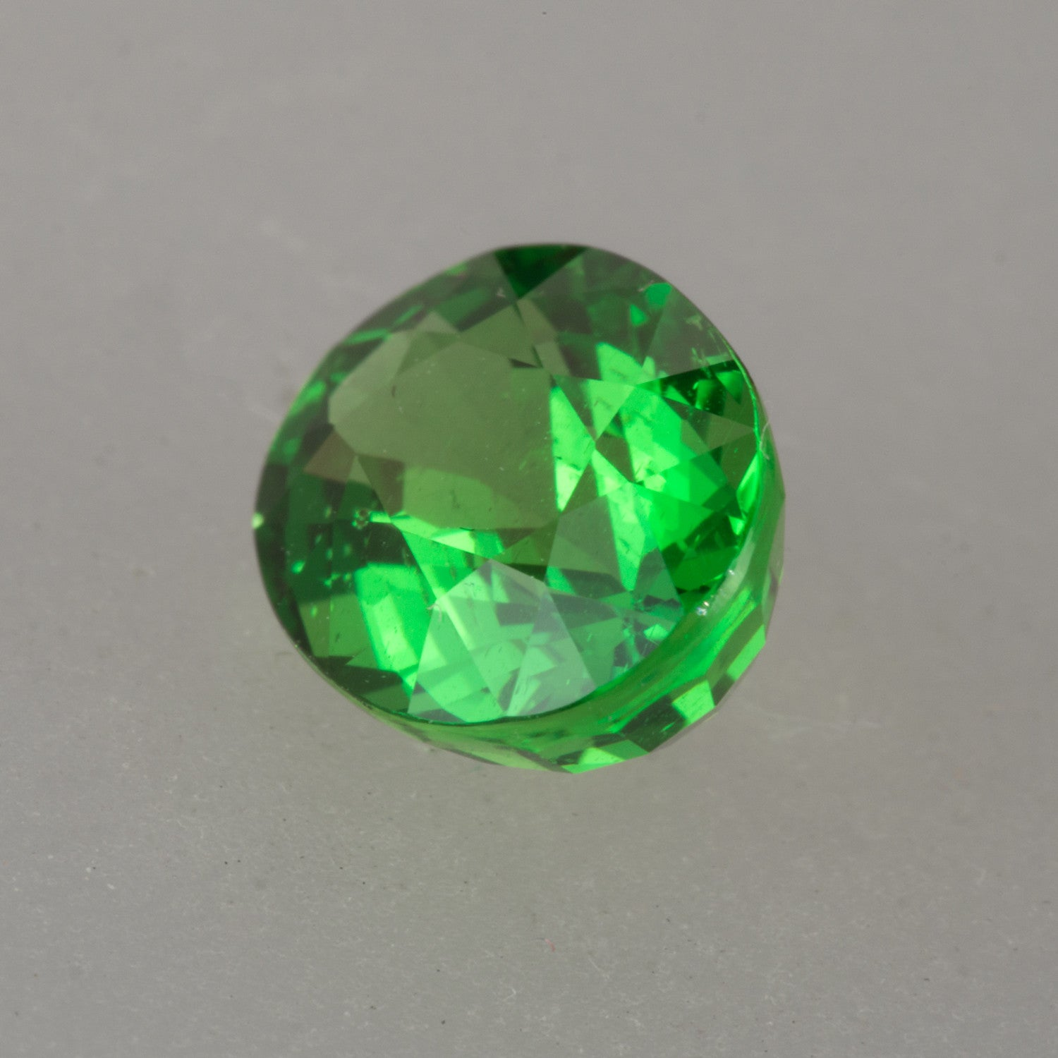 Top Grade 2.09ct Oval Cut Tsavorite Garnet