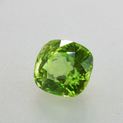 4.00ct Cushion Cut Burmese Peridot