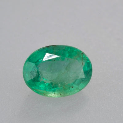 1.27ct Oval Cut Emerald