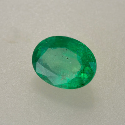 1.92 Oval Cut Zambian Emerald