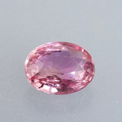 1.27ct Oval Cut Padparadscha Sapphire