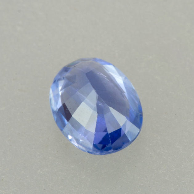 0.87ct Blue Sapphire Oval (Unheated)