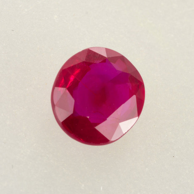 1.11ct Oval Cut Ruby, , natural unheated ruby, ruby birthstone for July, Mozambique ruby