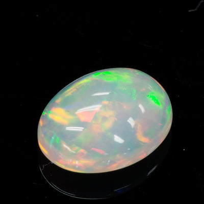 1.74ct Oval Cabochon Ethiopian Opal