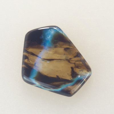 6.44ct Free-Form Australian Honey Opal Cabochon