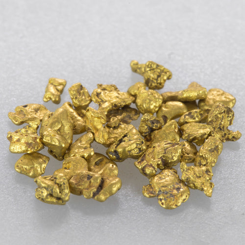 3.14g Australian Gold Nugget Lot