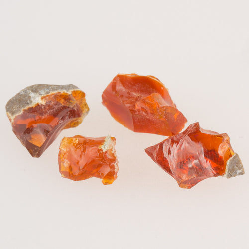 Mexican Fire Opal Parcel (9.54ct)