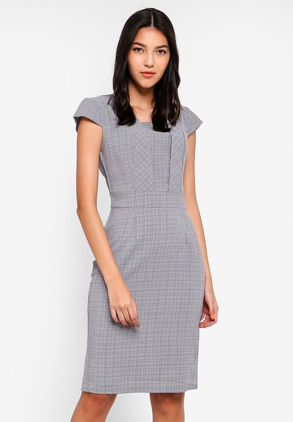 Trish Tweet Midi Dress