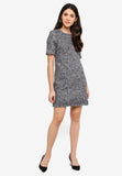 Celine Tweed Dress