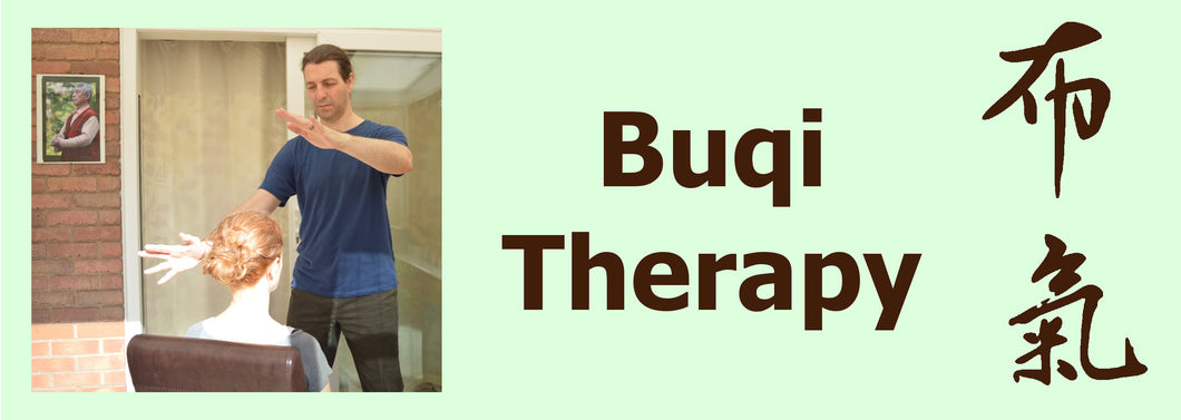 One-one Buqi treatment session with Marc Price