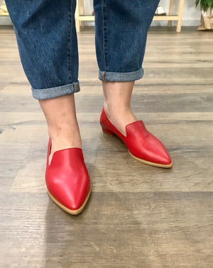LOAFER RED