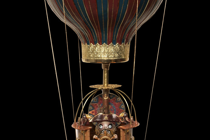 MONTGOLFIER'S FLYING OPUS