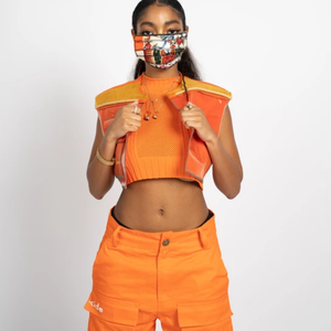 -cide Orange Crop Vest
