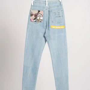 -cide Chick Denim Jeans