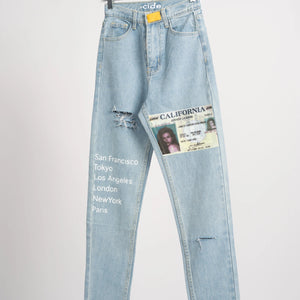 -cide Chick Denim