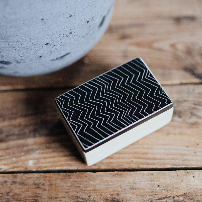 Milli Soapstone Small Box