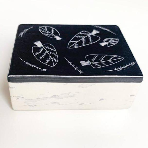 Milli Big Soapstone Box - Project Três