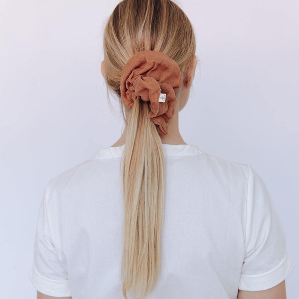 Gangu Oversized Scrunchie - Project Três