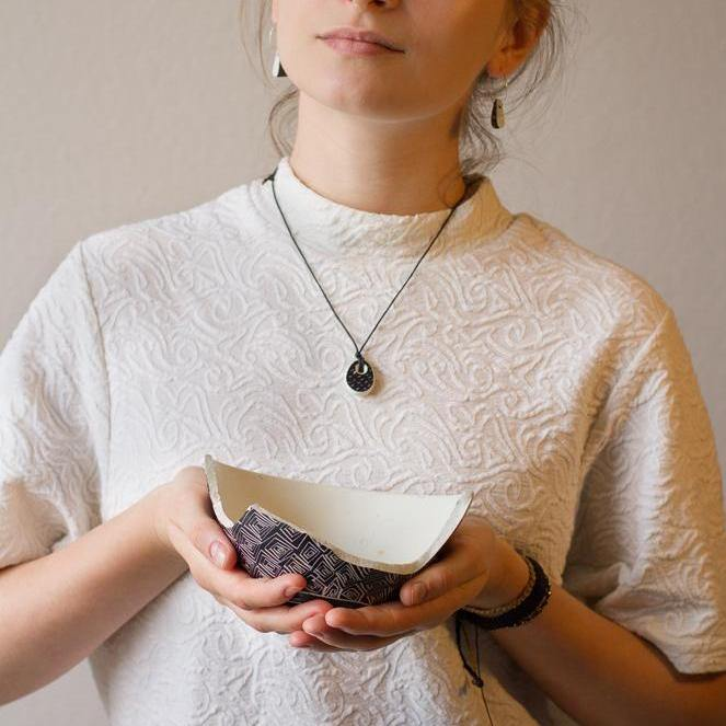 Anna Soapstone Necklace