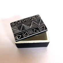 Milli Soapstone Small Square Box
