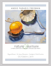 Nature & Nurture Exhibit Poster, Beautiful, Signed Giclee Print 11