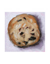 Yummy chocloate chip cookie small affordable oil painting