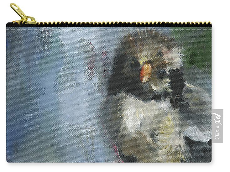 Awake My Soul Grey Chick - Carry-All Pouch