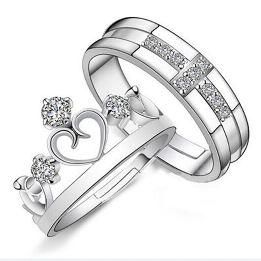 jewellery ring itmdyajgknawecdm band couple original platinum emmy diamond kama her p bands rings