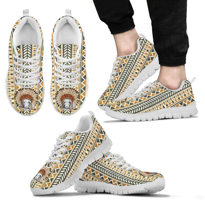 Indian Ethnic Pattern Poodle Sneakers